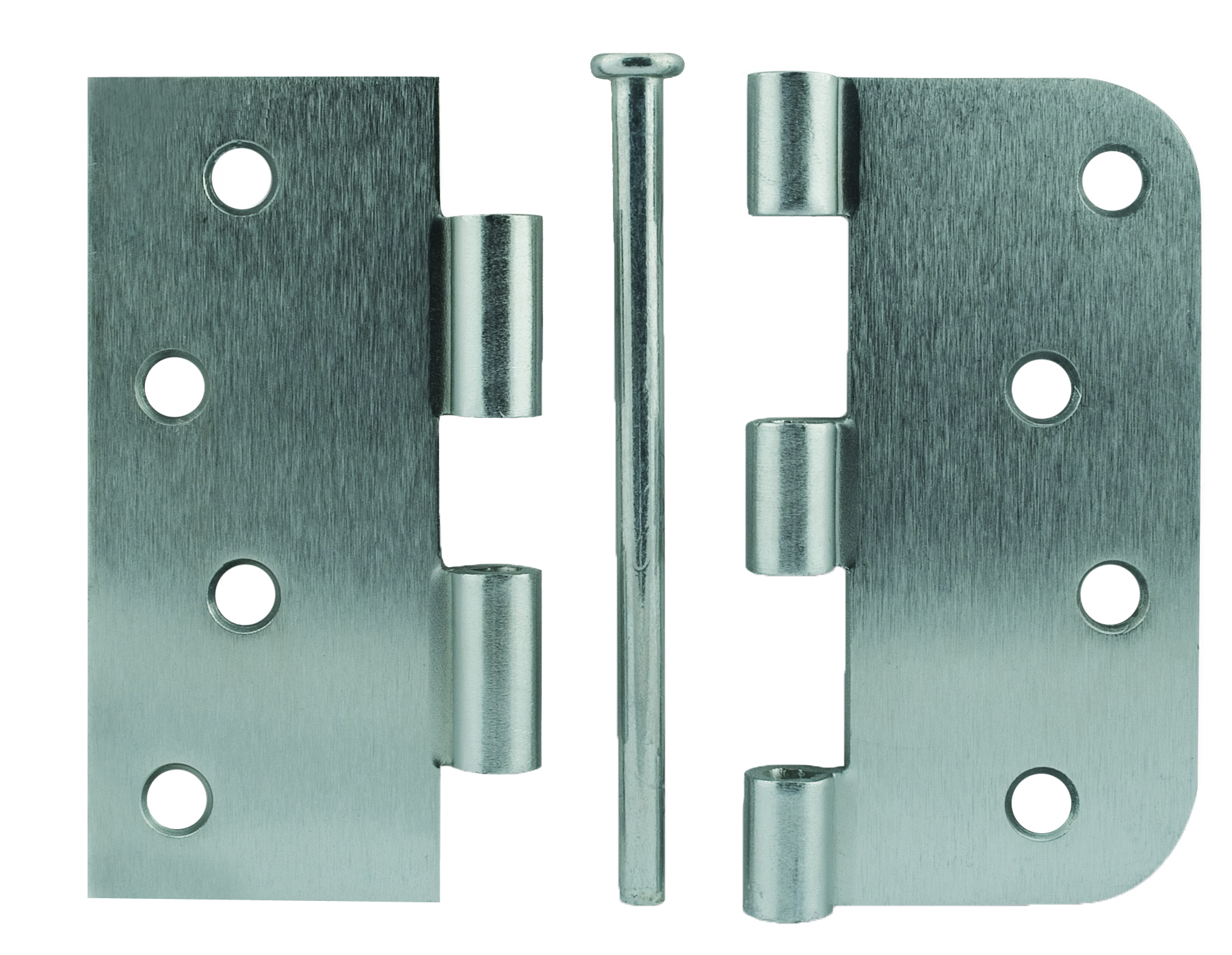 4″ x 5/8″ R Square Plain Bearing Hinge
