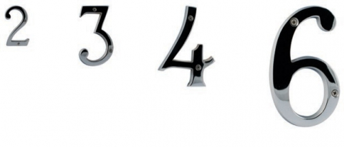 Bright Chrome Numbers