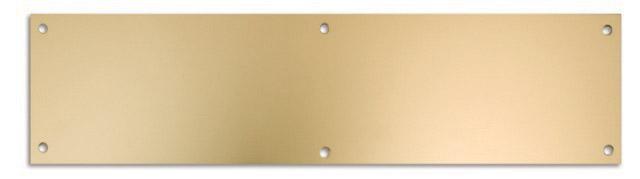 Push Plate 4″ x 16″