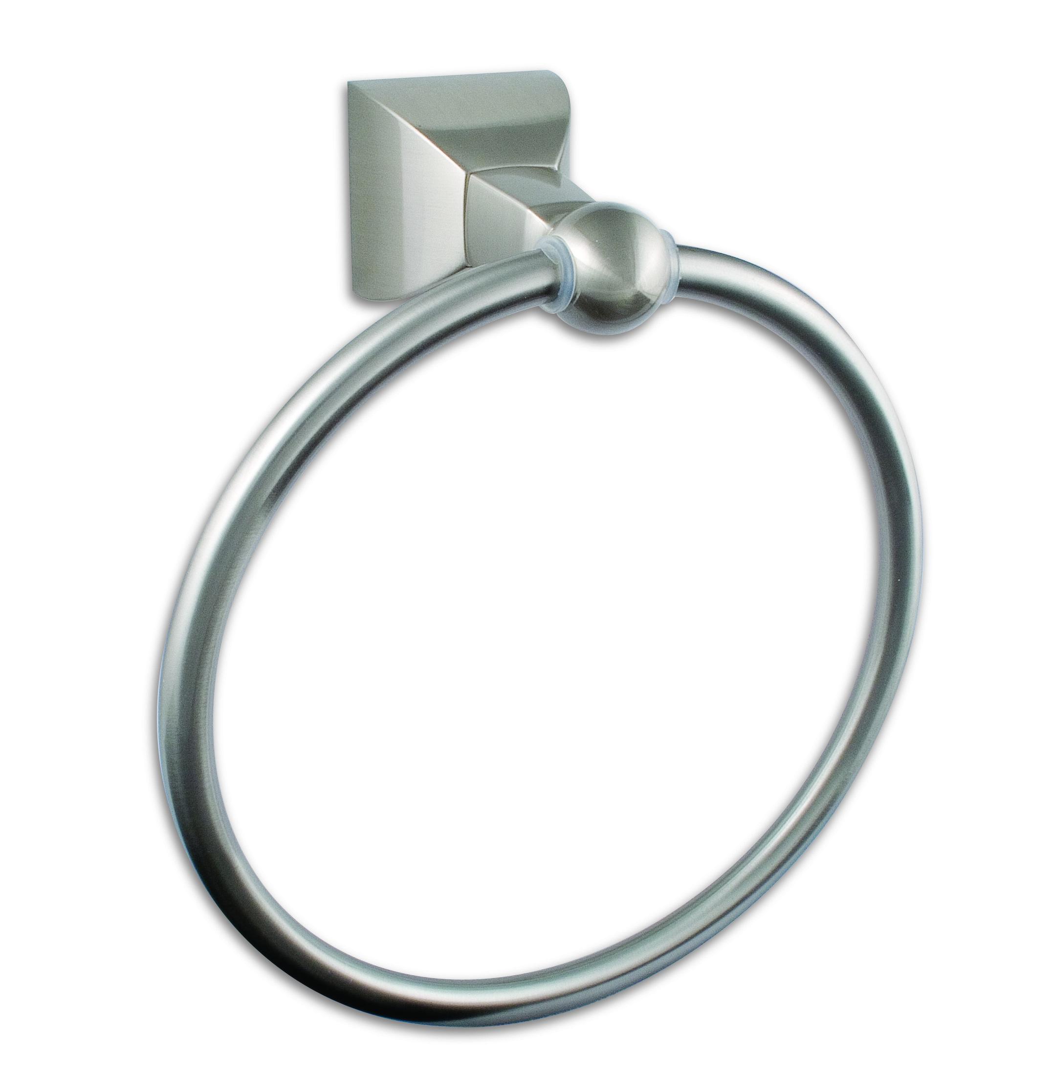 Crown Towel Ring