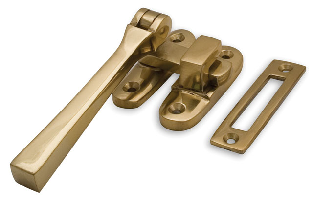Square Handle Casement Fastener
