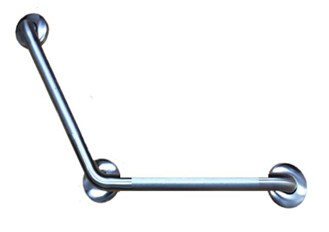 Angled Grab Bar