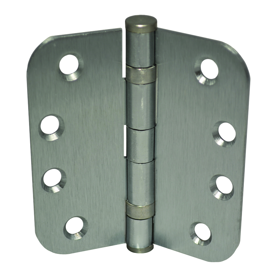 4″ x 5/8″ R Ball Bearing Hinge
