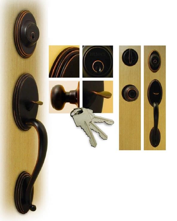 Spiral Entry Set