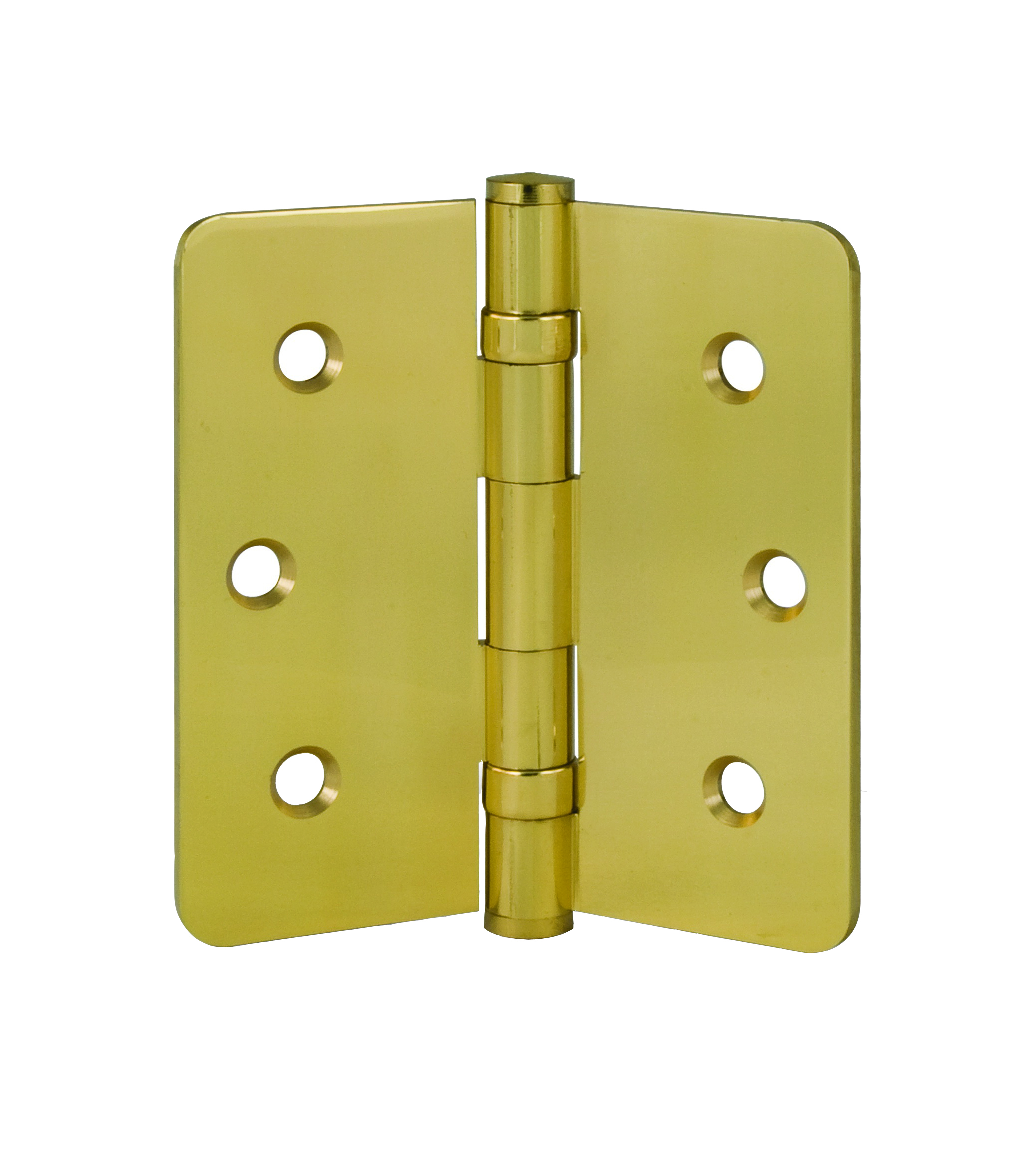 3-1/2″ x 1/4″ Solid Brass Hinge