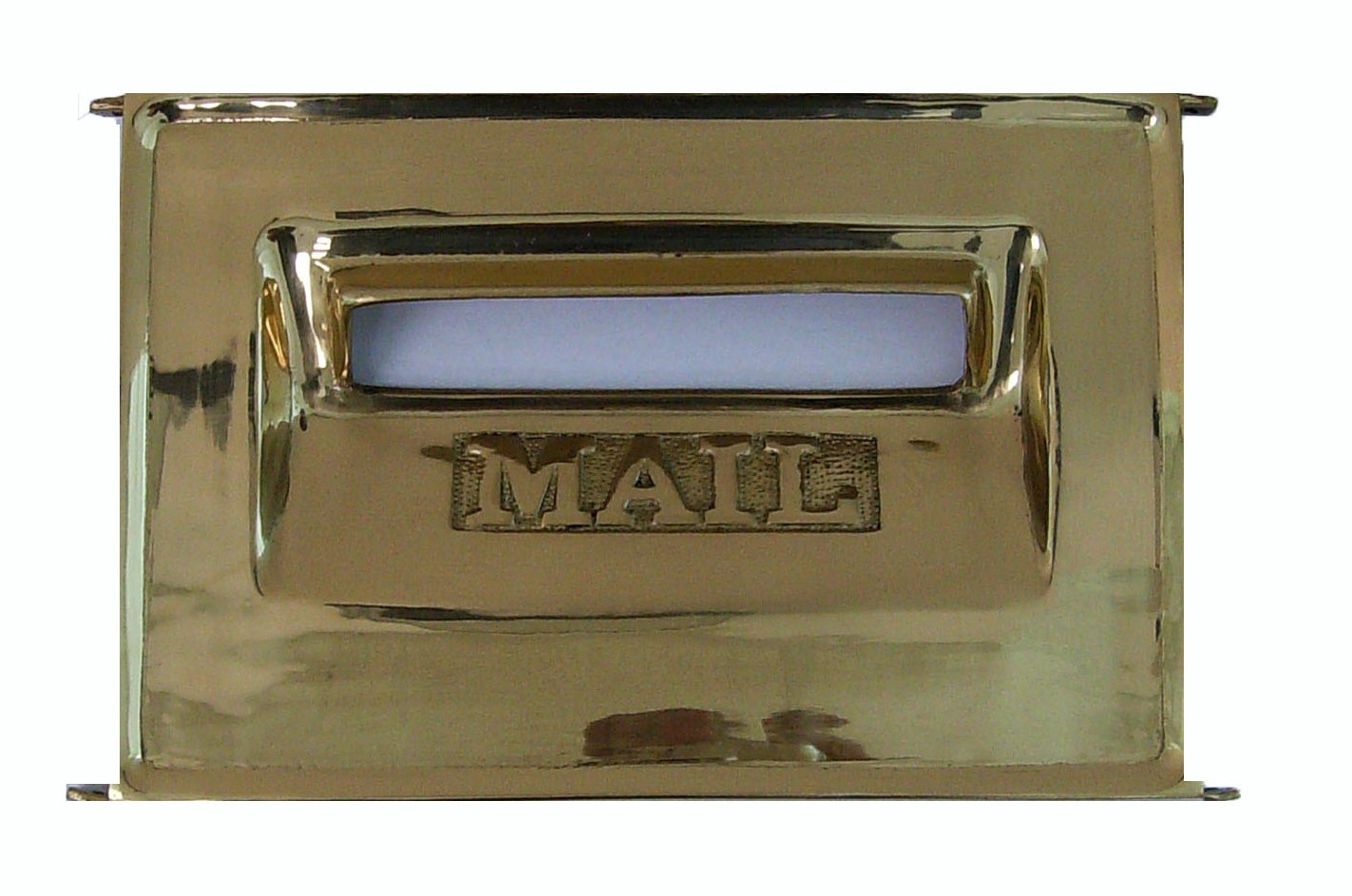 Mail Slot- Cast Wall Mount