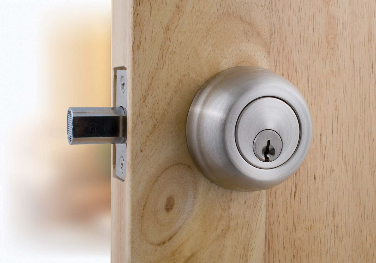 Deadbolt- D301- UL Rated